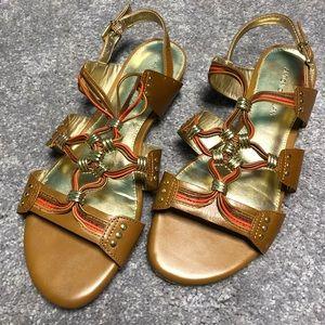 Antonio Melani Flat Sandals